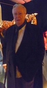 Jeremy Taylor retired dancer