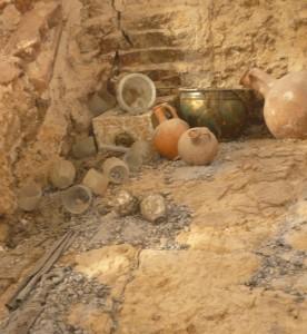 Karanovo grave detail