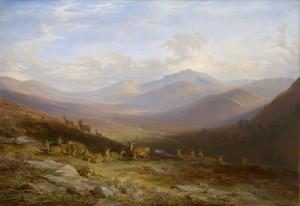 View of Locjnagar J Giles