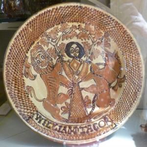 4 Charles II plate