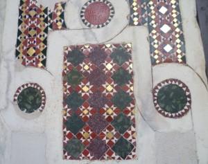 C Castellana mosaic
