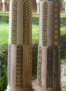 Monreale cloisters