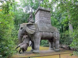 20 Carthaginian war elephant