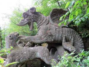 21 Dragon + lions