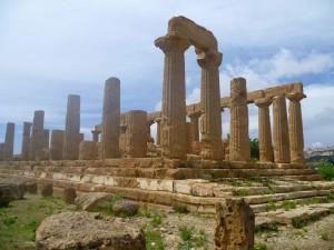 Agrigento Hera temple 1