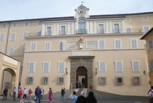 Castel Gondolfo Pope's palace