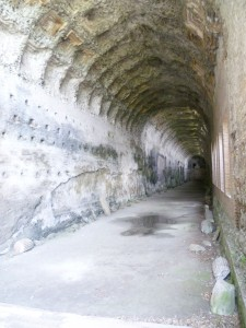 Cryptoporticus of Domitian