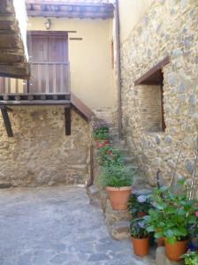 Kokopatria old courtyard