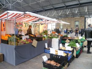 Canopy Market Ted's Veg