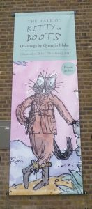 Quentin Blake poster