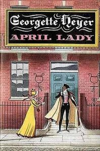 AprilLady by Georgette Heyer