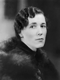 Georgette Heyer Howard Coster 1939