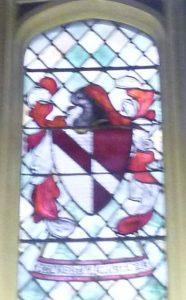 Geoffrey Chaucer's shield