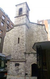 Savoy Chapel